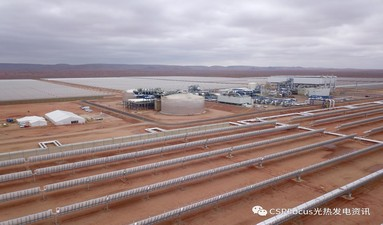 SA celebrates 100MWe CSP grid-connected plant