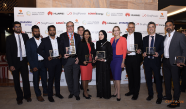 SirajPower, ACWA Power and Pinsent Masons take top honors among other winners at the 2020 Middle East Solar Industry Association Awards