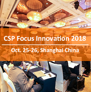 CSP Focus Innovation 2018